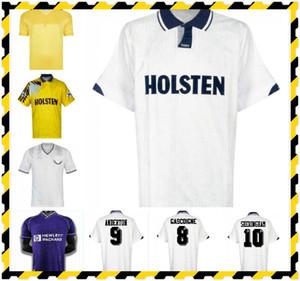 Top 1990 1998 1999 Tottenham 1982 Retro Final Bale Kane Bergwijn Morgan Soccer Jersey Spurs Tentenary Jersey Dele Son Ndombele Униформа мужчин