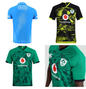 Irlandês Irfu Nrl Munster City Rugby League Leinster Alternar Jersey 20 21 Ulster Irishman Camisa S-5XL
