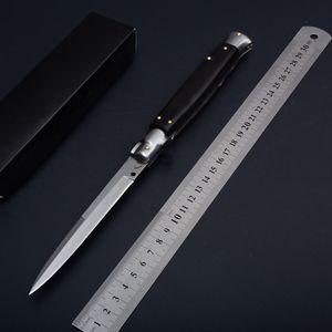 MM KNIFE 11 inch Italian mafia AUTO Beef bone folding knife outdoor camping EDC tool 940 535 781 3300 9 inch 13 inch BENCHMADE knife