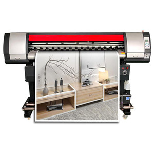 180cm car sticker cmyk printing machine single head good price banner digital printing machine