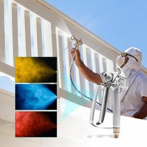 3600 PSI Airless peinture Pistolet à haute pression Pulvérisateurs de pulvérisation Machine pour la peinture de voiture Aerograph Airbrush ywTl #