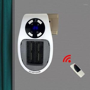 500W المحمولة سخان كهربائي مصغرة مروحة موقد سطح المكتب المنزلية الجدار مريحة موقد التدفئة المبرد أدفأ آلة 1