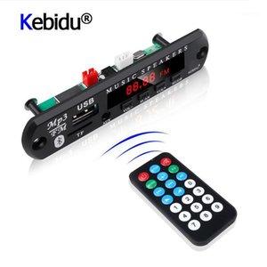 5 V 12 V MP3 Çalar MP3 Modülü Bluetooth Dekoder Kurulu FM Radyo TF USB 3.5mm AUX Modülü Bluetooth Alıcı Yeni Araç Kiti Audio1