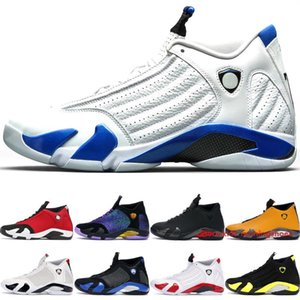 Jumpman 14 14s Mens Basketball Shoes Classic Designer White Hyper Royal Doernbecher University Gold Thunder Outdoor Trainers Size 40-47