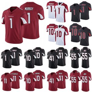 11 Larry Fitzgerald 1 Kyler Murray