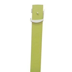 Cinturón de alta calidad para mujer para hombre Cinturones de diseño para mujer Cinturones de diseñador para hombres Mujeres Femmes de moda de impresión de cuero de moda con caja envío gratis