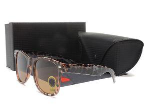 أعلى جودة نظارات شمسية موضة جديدة للرجل امرأة Erika نظارات مصمم نظارات الشمس مات ليوبارد التدرج uv400 عدسات مربع والحالات