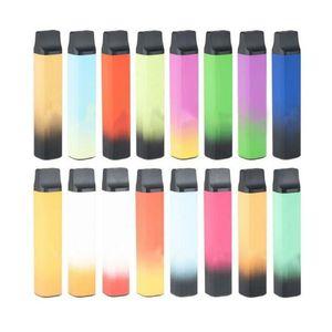 Hyde Edge vs Puff Plus Dispositivo de vaina desechable 1100mAh Batería 1500 Puffs 6ml Capacidad Vape Vape Pen vs Air Bar