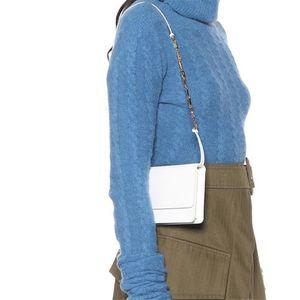 2020 Small White So Square Bag Female Hot Women One Chain Shoulder S Lady New Mini Fashion Messenger Bag Bags Small Jacquemu Simple Xrvej