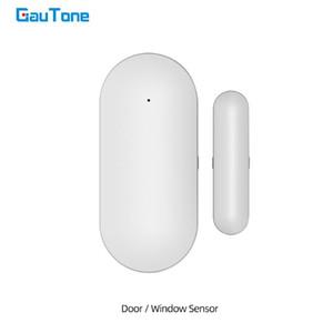 Detectores de Alerta cerrada Sensor de Puerta GauTone ventana abierta 433MHz / Puerta de alarma sistema de seguridad