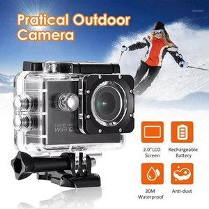 Sports & Action Video Cameras AT-G100 Outdoor 2.0 Inch LCD Sn 1080P High Definition Camera Scouting Supported 32G(Max.) T-F Card Waterproof