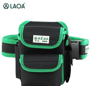 Laoa Multifunction Tool Bag 600d Double Layers Oxford Fabric Repair Bags Waist Pack Bag For Electrician Hous qylRRP mywjqq