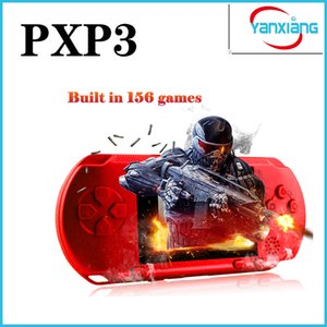 30PCS TV Video Handheld Game Console PXP3 16Bit Game Players Gameboy PXP Mini Gaming Consoles for GBA Games Wholesale DHL YX-PXP-1