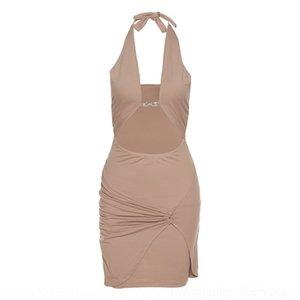 Uizy Strapless Cap Sleeve Womens Designer Patchwork Color Vestidos Impresso Senhoras Casuais Longas Mulheres Vestidos Vestidos com botões