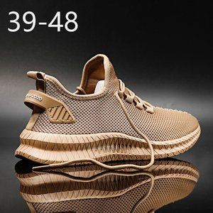 Breathable Running Shoes 47 Fashion Platform Men's Sneakers 46 Large Size Light Comfortable Casual Mens Jogging Sports Shoes