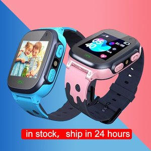 2020 hot Q15 kids call Kids Smart Watch LBS children SOS Antil-lost Waterproof Smartwatch Baby 2G Clock Location Tracker watches