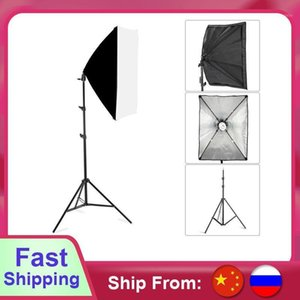 Lighting & Studio Accessories Pography Softbox Kits 50x70CM Professional Continuous Light System For Po Equipment1