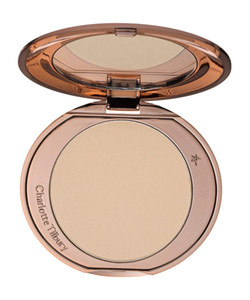 Face Makeup Perfect Skin Matte Nude Pressed Powder 8g - Medium