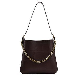 Stone Pattern Big Bag Femmina 2021 New Fashion Net Red One Borsa a catena a spalla Versatile Ins Messenger Tote