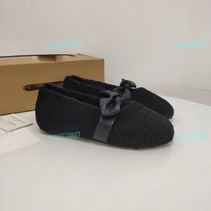 Special price 2020 new women's shoes Lamb wool warm bean-bean shoes comfortable sandals top outdoor warm flat shoes