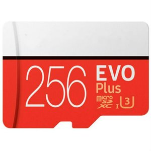 8GB 16GB 32GB 64GB 128GB 256GB EVO+ Plus micro sd card U3 smartphone TF card C10 Tablet PC SDXC Storage card 95MB S