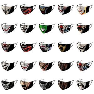 Mask Продажа Off Маски Проектировщик ушной Оригинал Joker Joker Оригинал Регулируемое Дешевые Face Half Качество высокий нос ремешок маски bbyzh Обложка