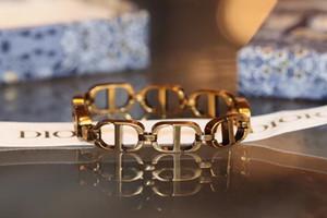 forma redonda lujosa calidad conectarse para las mujeres y pulsera en oro chapado de bodas regalo de la joyería el envío libre PS8071