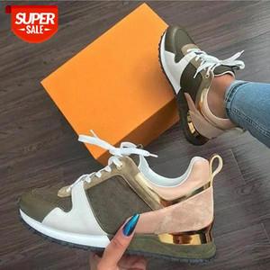 Moda mujer zapatillas de deporte 2020 zapatos casuales entrenadores de damas plataforma blanca zapatillas de deporte mujer cestas femme damas negras deportivas mujer # jy1h