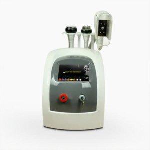 Tercera generación !! Cryolipolysis Multifunción 4 en 1 Manija doble Crioterapia Ultrasonido Free Freeze Slimming Machines