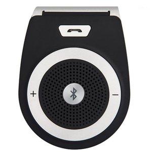 MP3-Player Auto Bluetooth-Lautsprecher Portable Audio-Handy-Anruf-Navigation-Sprachübertragung Wireless Freisprecheinrichtung Stereo Headset1