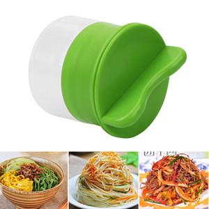 Handheld Légume Spiralizer Gratterie Outils Outils Légumes Slicer Léjugeur Peeler Cutter Cuptable Graqueur Cuisine Accessoires GWF4526