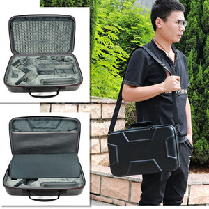 EVA Hard Shockproof Case Box Portable Storage Bag Carrying Case for DJI Ronin-S SC Handheld Gimbal Stabilizer and Accessories