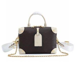 Sacs à main réelle dernière Malle dame couleur Petite sacs à main populaire Souple lockbb top designer en cuir sac à bandoulière sac à main sac Messenger