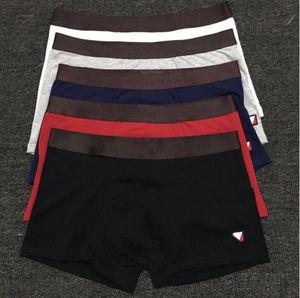 Mode-Männer-Unterwäsche-Boxer Kurz Shorts Cotton Männer Vintage sexy Unterwäsche Lässige Shorts Breath Adult Male Homosexuell Boxer