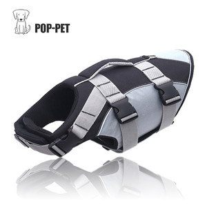 Pet Swimming Vest Summer Outdoor Walking Swimwear Safety Clothes Small Medium Dog Life Jacket