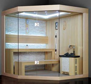 Forêt espace haut de gamme sauna bar oxygène sur mesure chambre confortable saine profiter petite salle de vapeur khan SH321