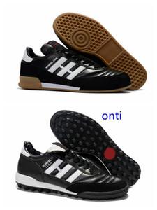 جديد MUNDIAL GOAL INDOOR أحذية كرة القدم أحذية كرة القدم كرة القدم رخيصة أحذية مونديال فريق الحديثة كرافت استرو TF العشب الرجال لكرة القدم المرابط