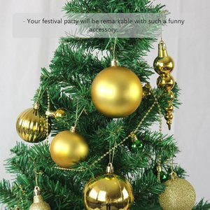57pcs Christmas Tree Pendant Hanging Christmas Ball Set Layout Props Decoration Props Christmas Topper For Party Decoration sqcwPM
