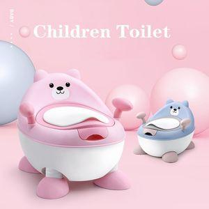 Children's Pot Portable Baby Potty Multifunction Baby Toilet Car Potty Child Pot Training Girls Boy Potty Kids Chair Toilet Seat LJ201112