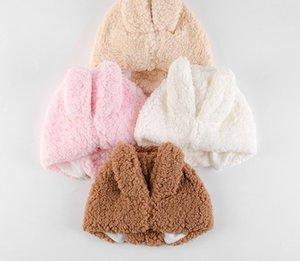 Vintage Kinder Kleinkind-Plüsch-Lamm Trapper-Hut-Jungen-Mädchen-Schaf-Ohrenklappen für Alters 2J-4Y wram Winter tragen