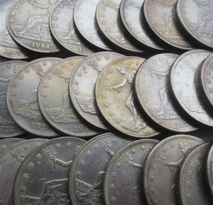 Coins Whole Copy Trade Set Coins Us (1873-1885)-p-s-cc Dollar 25pcs bbyvM yh_pack