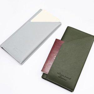 2020 Donne Uomo Moda Moda Travel Passport Holder Organizzatore Cover ID Scheda Borsa Passaporto Portafoglio Documento Documento Manicotto protettivo