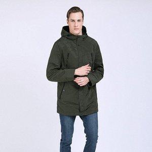 TALIFECK 2019 New camuflagem moda casual jaquetas dos homens encapuzados Primavera Outono roupas de marca Mens Windbreaker Coats Masculino k8PJ #