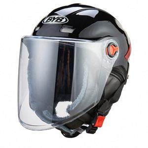 Casco Motocicleta Open Face Motoccycle Helmets Moto Casco Helmets Motocicleta Cascos Para Moto Moto Scooter Motocross Bu0u #