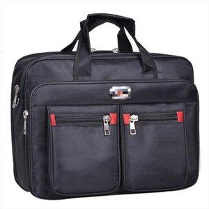 1PCS Computer Bag Multi Function Mens Business 15.6 Inch Computer Bag Quality Nylon Portable Mens Briefcase