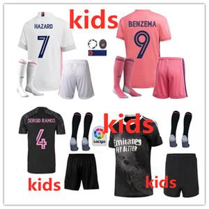 2020/21 Nouveau Hommes Kit Football Maillots Maillot de foot 20 21 le football adulte chemise nom personnalisé et le numéro de kits de football