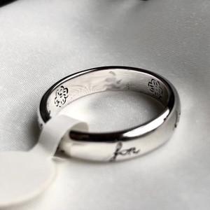 925 argento puro-for Love Ring per Amare e moda anello amoroso degli occhi-e-uccello senza paura