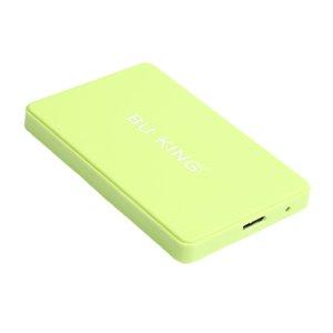 2.5 \ '\' 2T External Hard Drive USB 3.0 Datenübertragung HDD Grün Etui