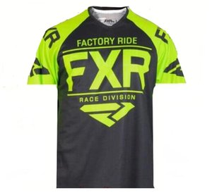 motocicleta vestuário topo bicicleta T-shirt queda nova velocidade produto feito sob encomenda verão mountain bike de manga curta off-road FXR 2020