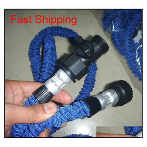 75ft 100ft Expandable Magic Flexible Garden Hose Aliumum Conector For Car Water Hose Pipe Plastic Hoses To Waterin qylHuu yh_pack